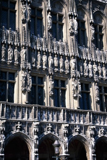 The Grand Palace, Brussels, Belgium : Stock Photo