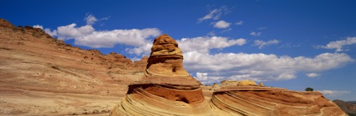 Coyote Buttes, Arizona : Stock Photo