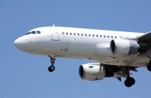 Stock Photo: 1555R-195025 Airplane