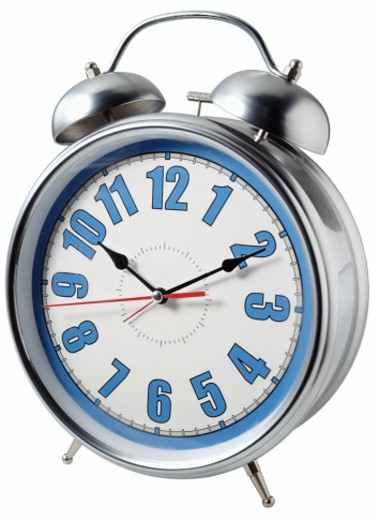 Stock Photo: 1555R-203023 Alarm clock