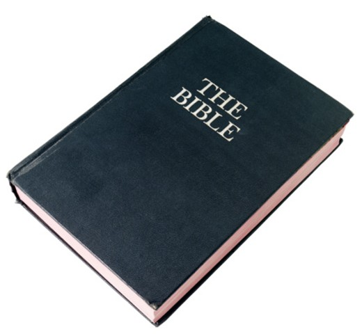 Stock Photo: 1555R-203025 Bible