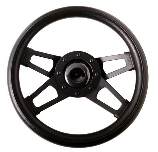 Steering wheel : Stock Photo