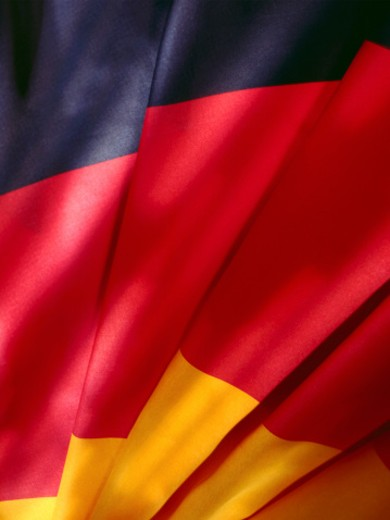 Flag of Germany : Stock Photo