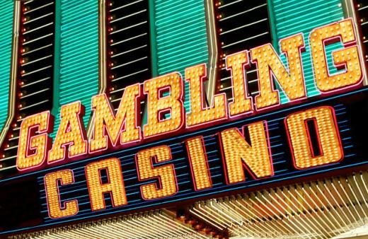 Stock Photo: 1555R-208029 Casino