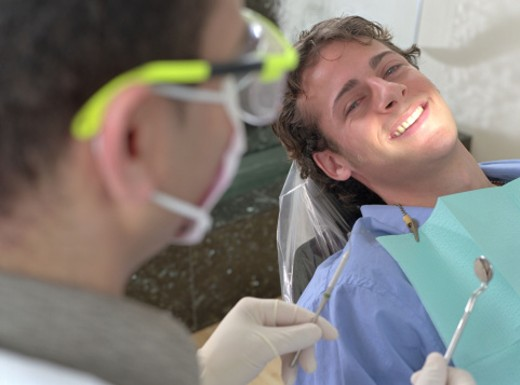 Dental checkup : Stock Photo