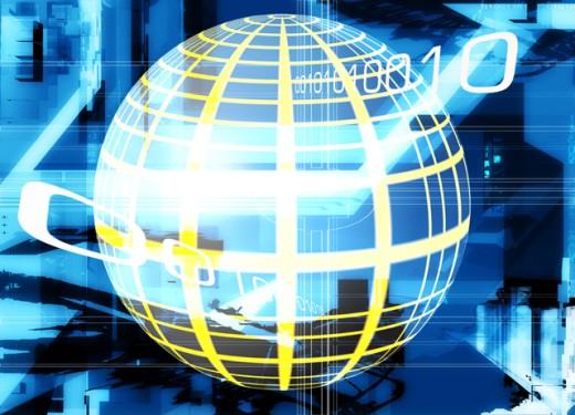Global communications : Stock Photo