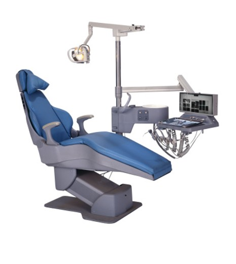 Dentist chair : Stock Photo