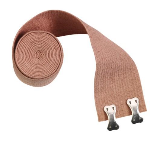 Elastic cloth bandage : Stock Photo