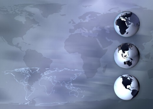 Earth : Stock Photo