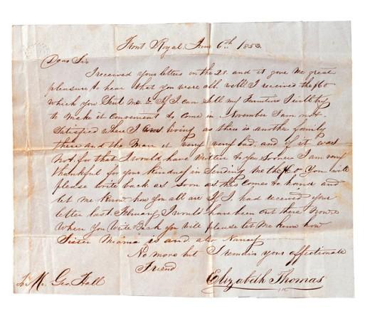 Stock Photo: 1555R-27017 Handwritten text