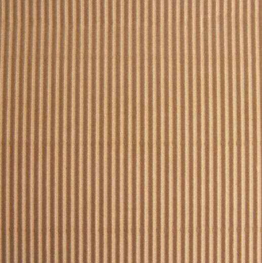 Stock Photo: 1555R-283006 Corrugated cardboard