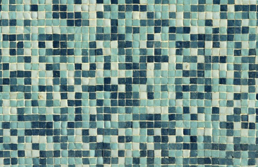 Tile flooring : Stock Photo