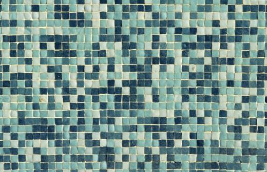 Stock Photo: 1555R-283048 Tile flooring