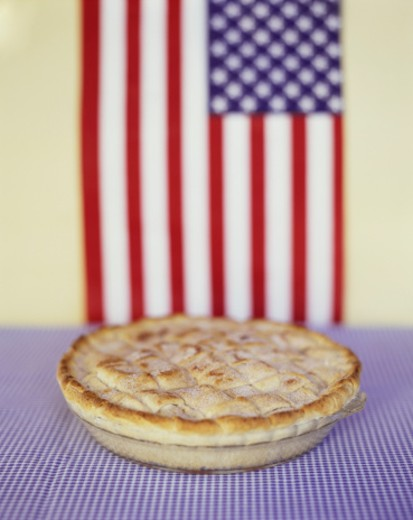 Stock Photo: 1555R-304402 American Pie
