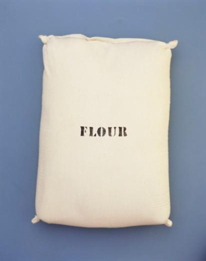 Flour Sack : Stock Photo