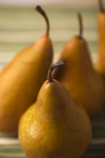 Stock Photo: 1555R-326593 Pears