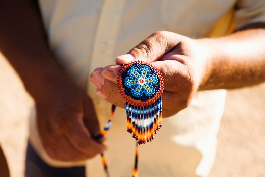 Stock Photo: 1555R-329774 The Huichol or Wixáritari are an indigenous ethnic group of western central Mexico, living in the Sierra Madre Occidental range in the Mexican states of Nayarit, Jalisco, Zacatecas, and Durango. They are best known to the larger world as the Huichol, however, they refer to themselves as Wixáritari ('the people') in their native Huichol language.