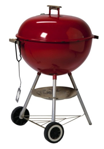 Kettle grill : Stock Photo