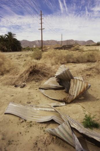Abandoned scrap metal : Stock Photo