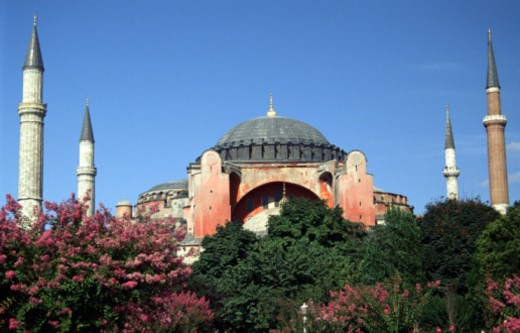 Mosque in Istanbul, Turkey : Stock Photo