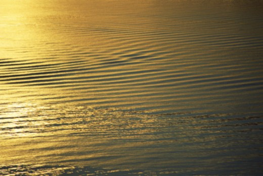 Stock Photo: 1555R-337866 Rippling water