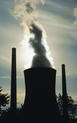 Smokestack : Stock Photo