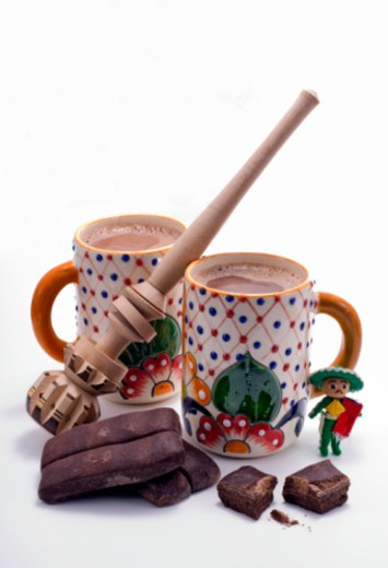 Mexican Hot Chocolate : Stock Photo