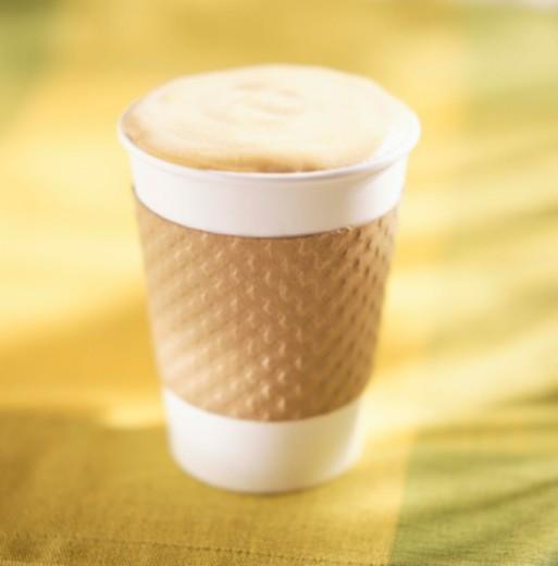 To-go coffee : Stock Photo