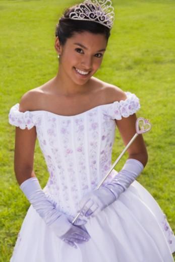 Stock Photo: 1555R-341591 Portrait of girl