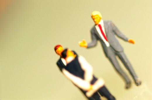 Stock Photo: 1555R-35039 Executives