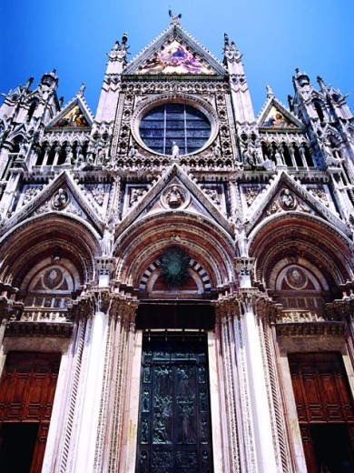 Duomo of Santa Maria dell Assunta : Stock Photo