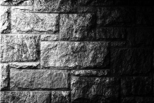 Brick facade : Stock Photo