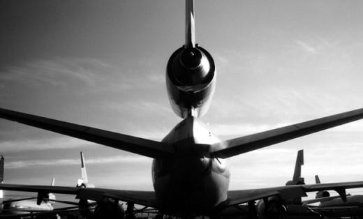 Stock Photo: 1555R-66086 Jet planes
