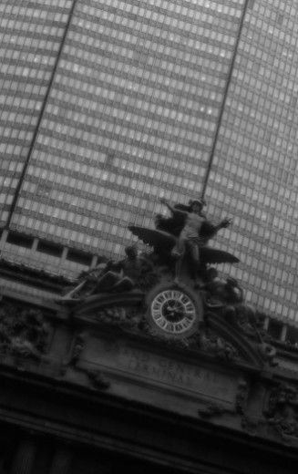 Stock Photo: 1555R-66088 Grand Central Station ,New York City