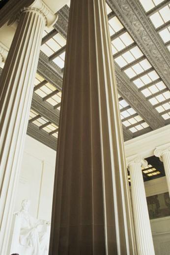 Stock Photo: 1557R-06002 Columns