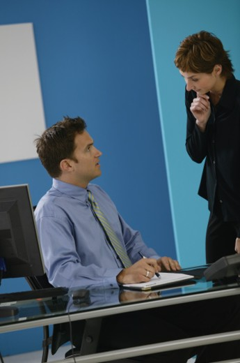 Businesspeople : Stock Photo