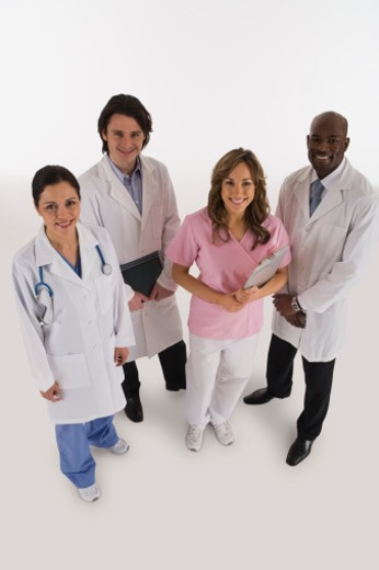 Medical professionals : Stock Photo