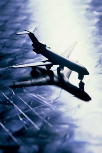 Model airplane : Stock Photo