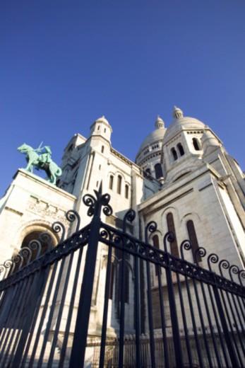 Stock Photo: 1557R-350971 Sacre Coeur, Paris