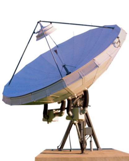Satellite dish : Stock Photo