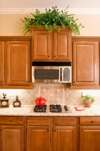 Stock Photo: 1557R-380967 Kitchen interior