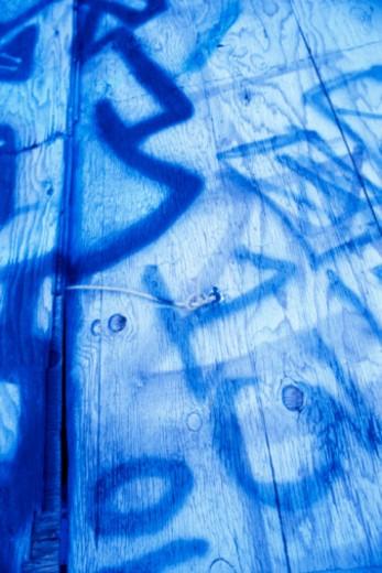 Stock Photo: 1557R-381991 Graffiti