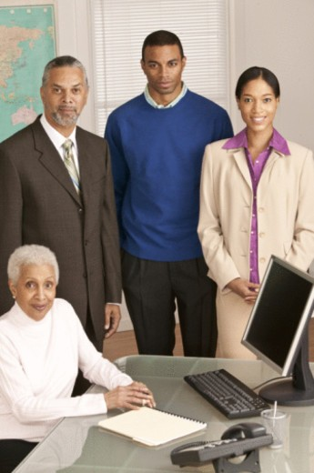family business : Stock Photo