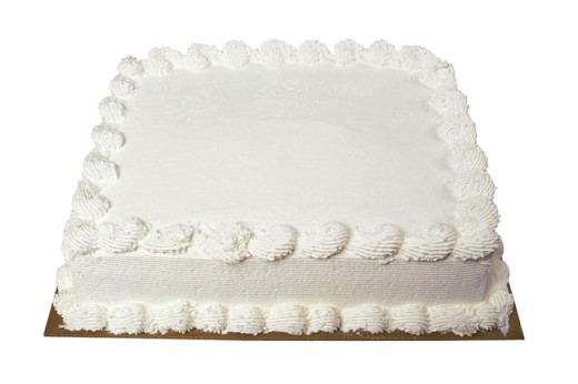 Stock Photo: 1557R-85029 Sheet cake