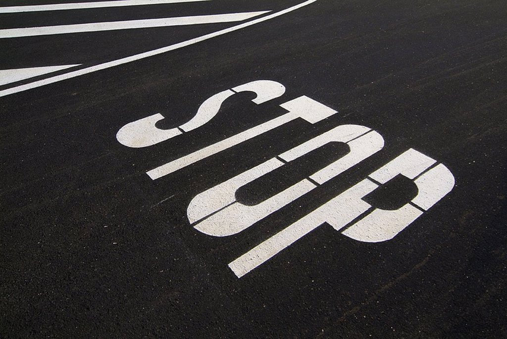 Street, stroke, stop, crossing, : Stock Photo