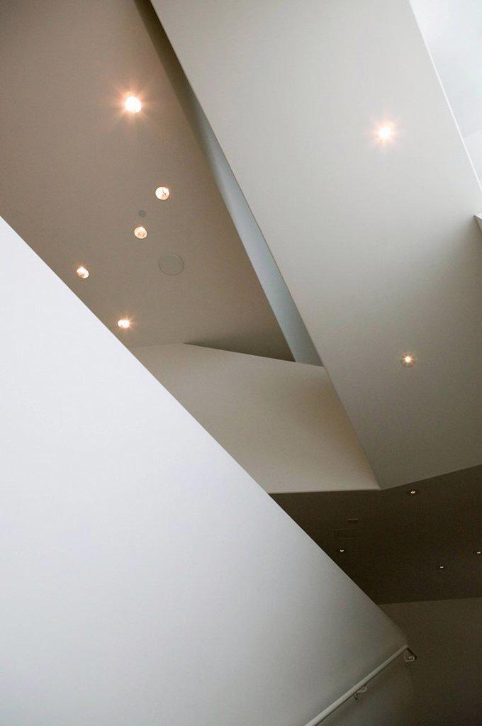 usa, Minnesota, Minneapolis, Walker type Center, inner_architecture, detail : Stock Photo