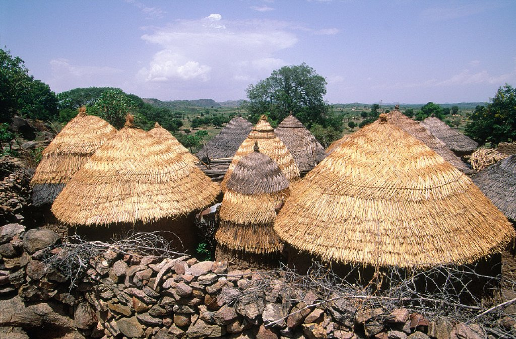 Africa, North Cameroon : Stock Photo