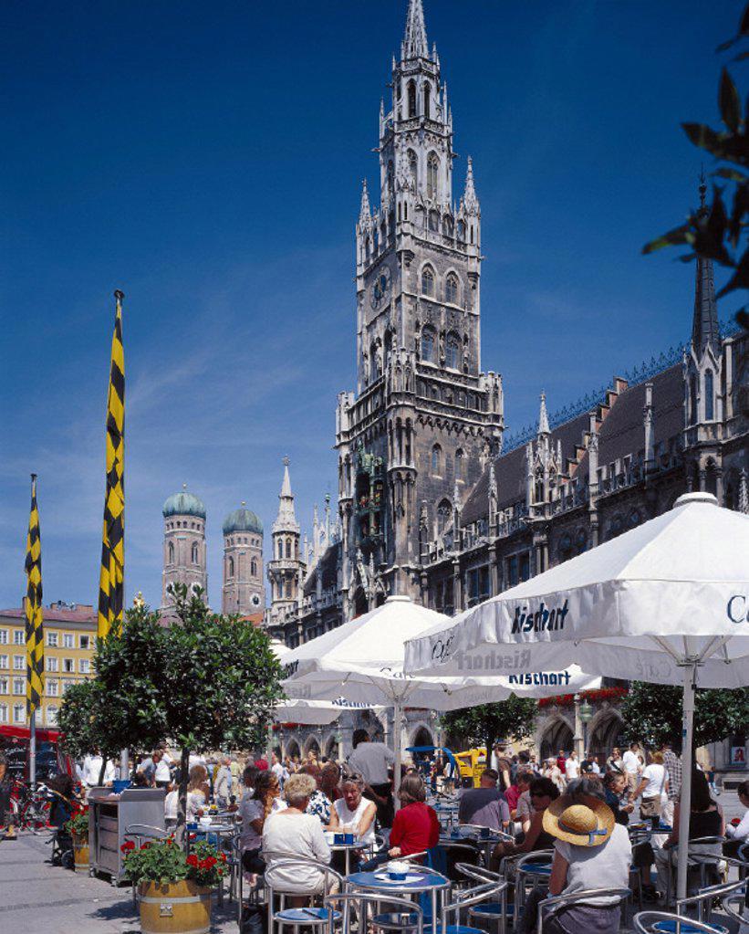 Germany, Upper Bavaria : Stock Photo