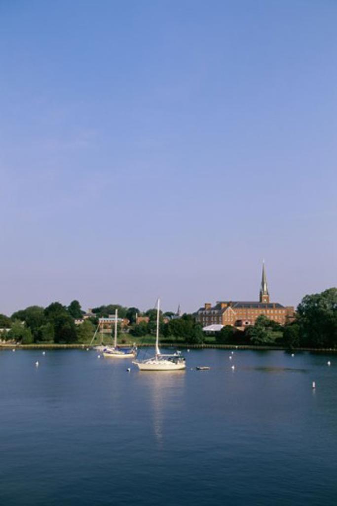 Annapolis Maryland USA : Stock Photo