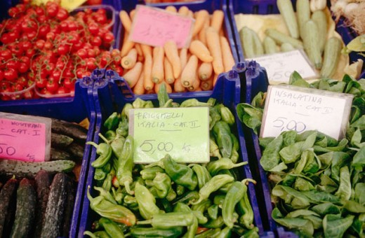 Market. France : Stock Photo